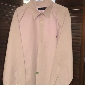 Polo by Ralph Lauren Lavender Dress Shirt